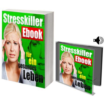 Stresskiller-eBook – für ein gesundes Leben